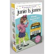 Junie B. Jones First Boxed Set Ever! : Books 1-4