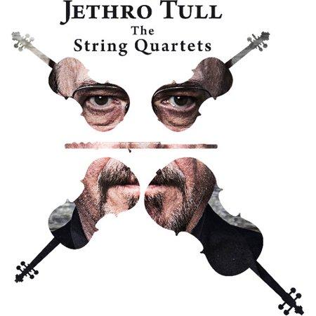 Jethro Tull - The String Quartets (Vinyl) Stamps Quartet Music