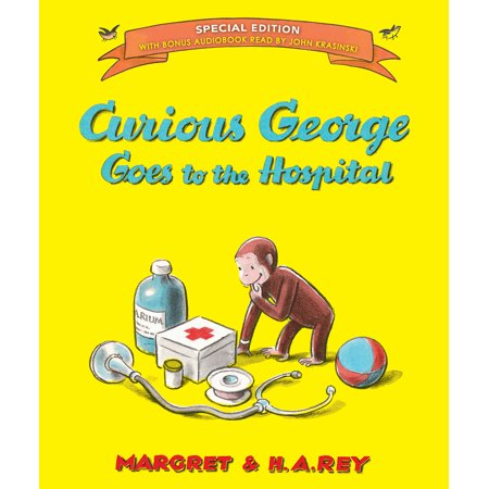 Curious George Goes to the Hospital (Special