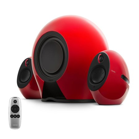 Edifier e235 Bluetooth Speaker System - Luna E 2.1 Speakers with Wireless Subwoofer - Remote Control, Optical Input - 234 Watts RMS - image 7 of 7