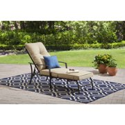 Mainstays Forest Hills Chaise LoungeOutdoor Lounge Chairs   Walmart com. Outdoor Lounge Chairs Walmart. Home Design Ideas