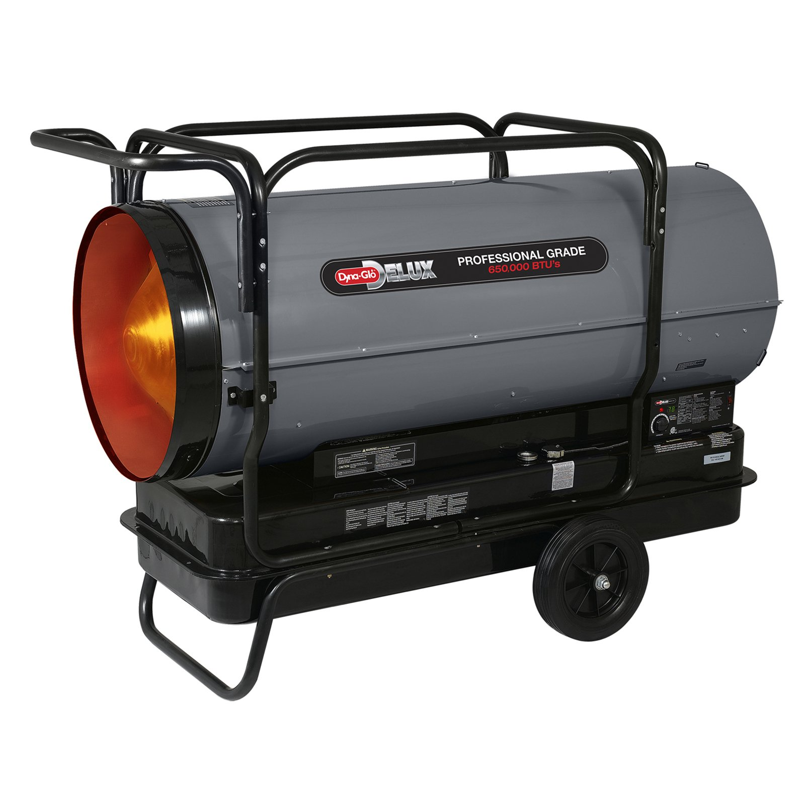 Dyna-Glo  KFA650DGD Portable Multi-Fuel Forced Air Heater