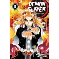 Demon Slayer: Kimetsu no Yaiba, Vol. 8 : The Strength of the Hashira