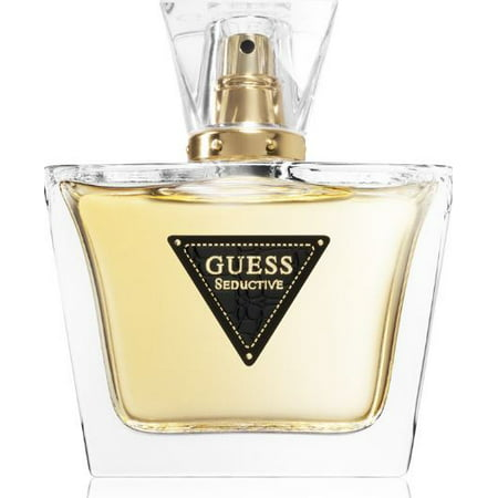Guess Gold Perfume (Guess Seductive Eau De Toilette Perfume for Women 2.5 oz)