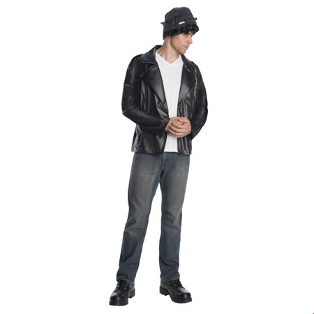 Riverdale Mens Deluxe Jughead Jones Halloween Costume (Margarita Jones Halloween)
