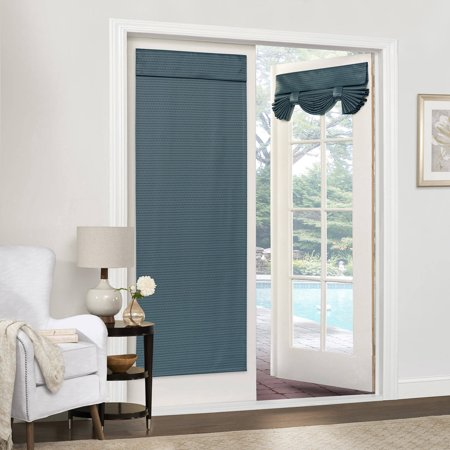 Mainstays Dotted Room Darkening French Door Panel