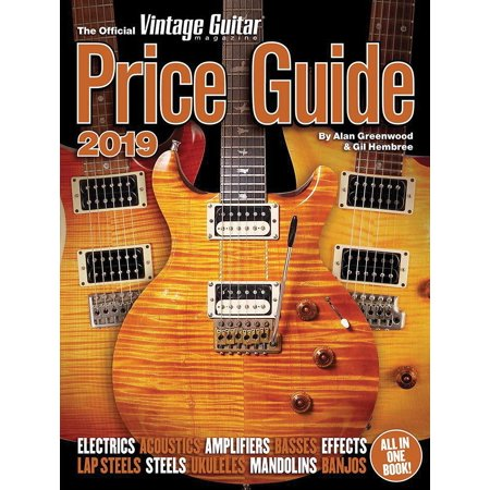 The Official Vintage Guitar Magazine Price Guide (Tv Guide Magazine Subscription Best Price)