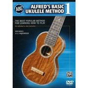 Alfred's Basic Ukulele Method 1: The Most Popular Method for Learning How to Play ,36337