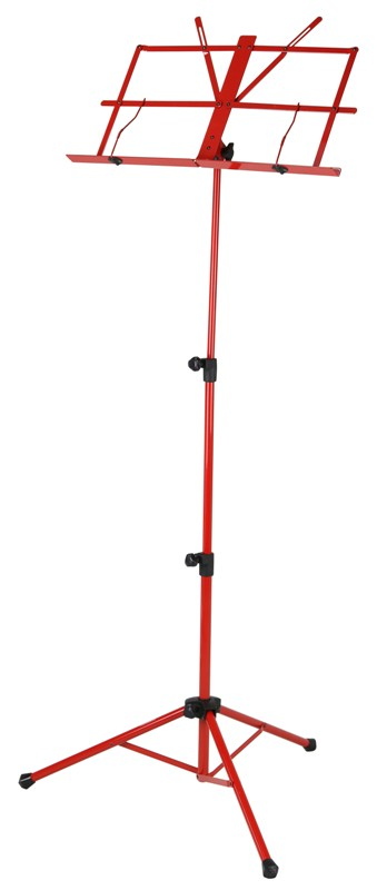 Strukture SMS1XRD Deluxe 3-part Adjustable Music Stand W b by Strukture