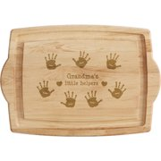Personalized Kitchen Helpers Oversized Wood Cutting Board