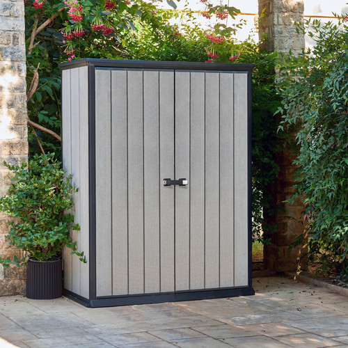Keter High Store 6 ft. Tall Storage Shed