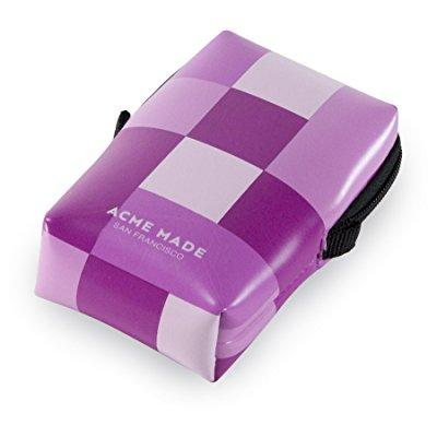Image of Acme Made Smart Little Pouch (Pink Gingham)