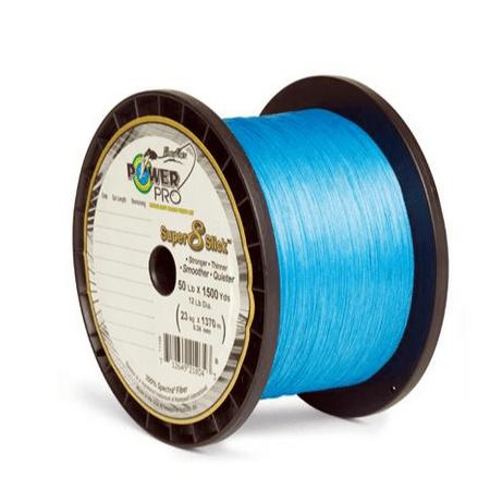SUPER BRAID BLUE 40LB 150YD