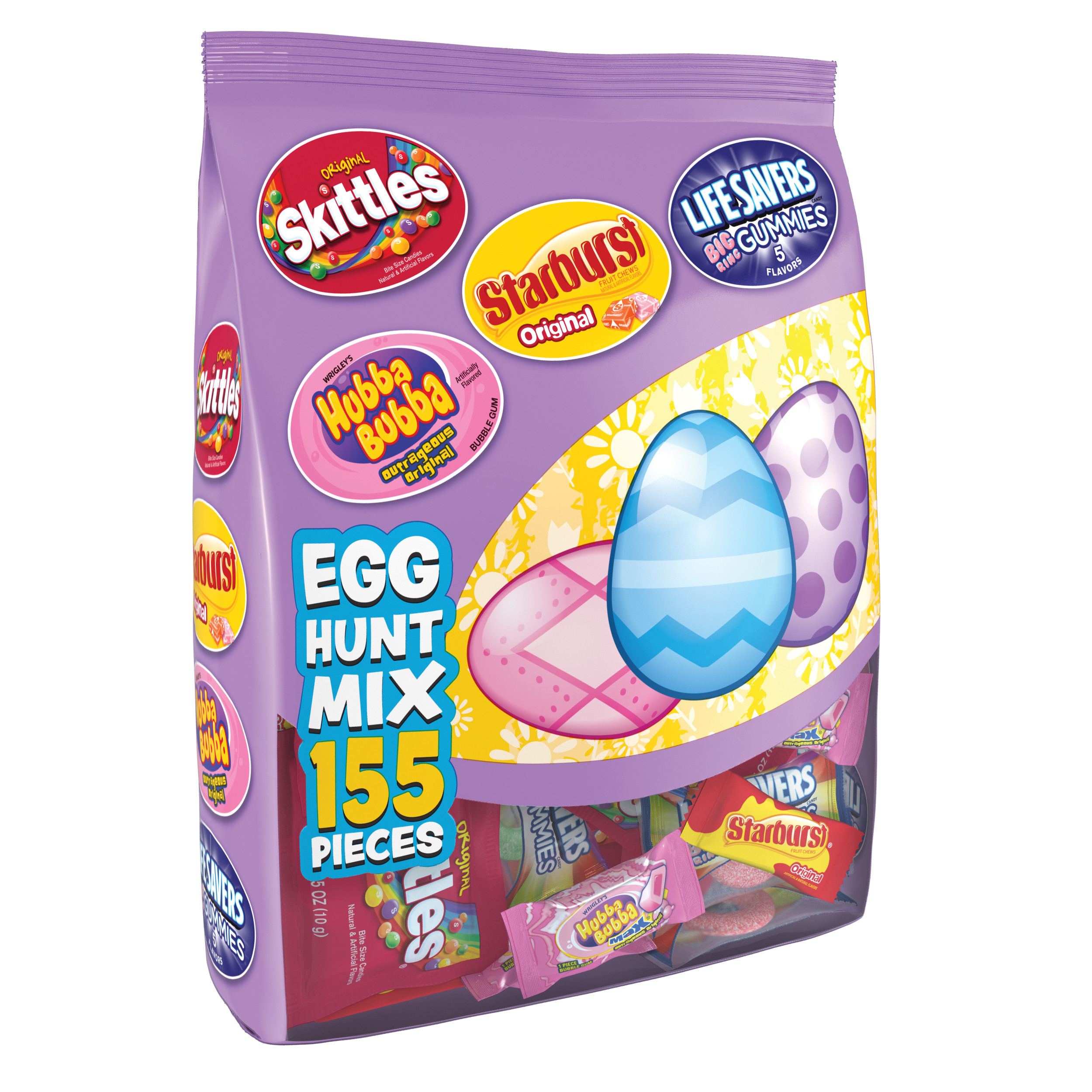 Assorted Egg Hunt Mix Candy, 46.2 Oz., 155 Count