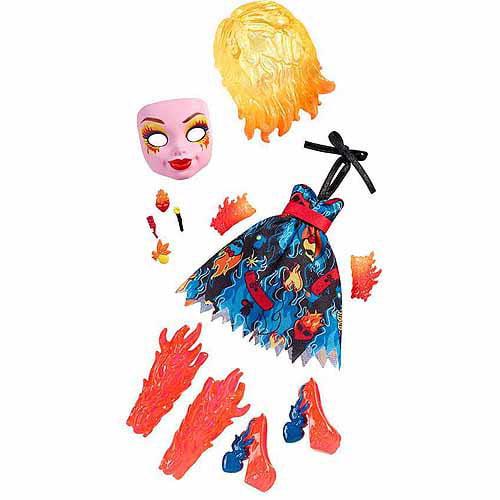 Monster High Inner Monster Feisty Mood Pack by