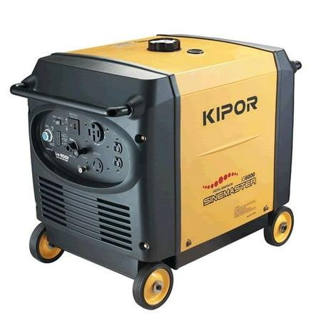 Kipor IG6000H 6000 Watt Sinewave Inverter Generator with Handle