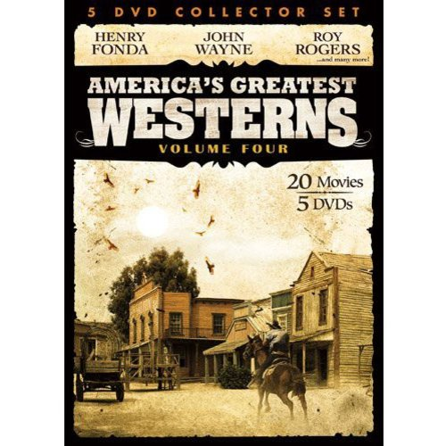 The Great American Western Collector's Set, Vol. 4