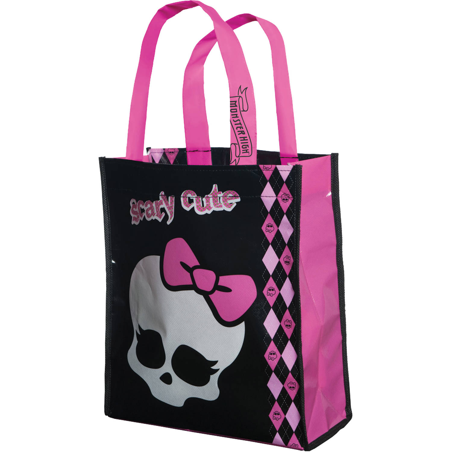 Monster High Trick or Treat Bag Child Halloween Accessory