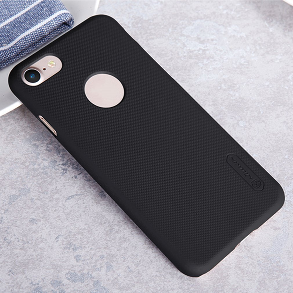 Frosted Shield Mobile Phone Protective Case PC Shell For iPhone 7 Shockproof Dust-proof Scrape Resistance Anti-fingerprint