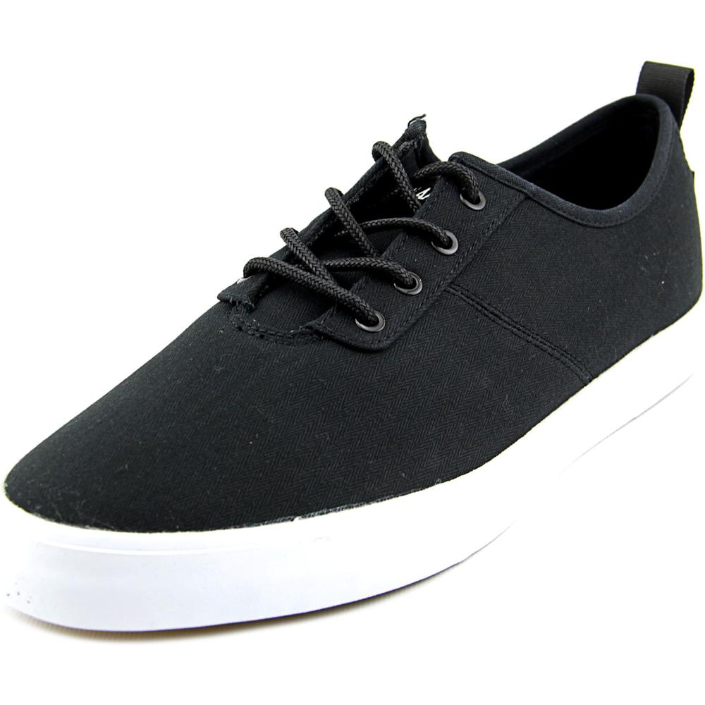 Filament Carnaby  Men  Round Toe Canvas Black Skate Shoe