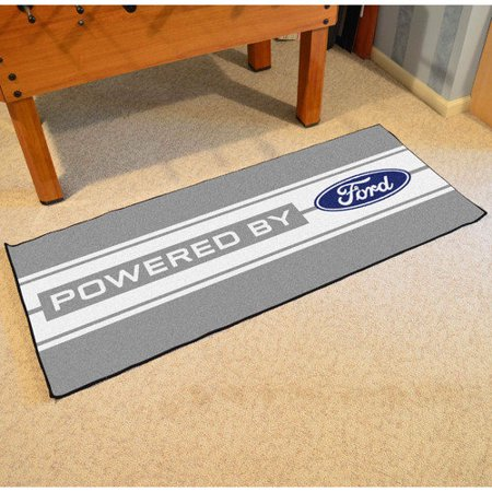 FANMATS Ford - Ford Oval with Stripes Runner