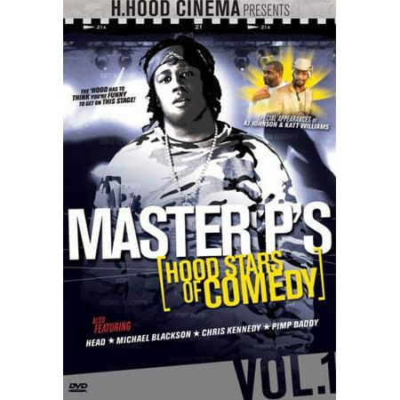 Master P's Hood Stars Of Comedy: Volume 1 (DVD +