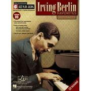 Irving Berlin Favorites: 10 Classic Tunes (Jazz Play-along)