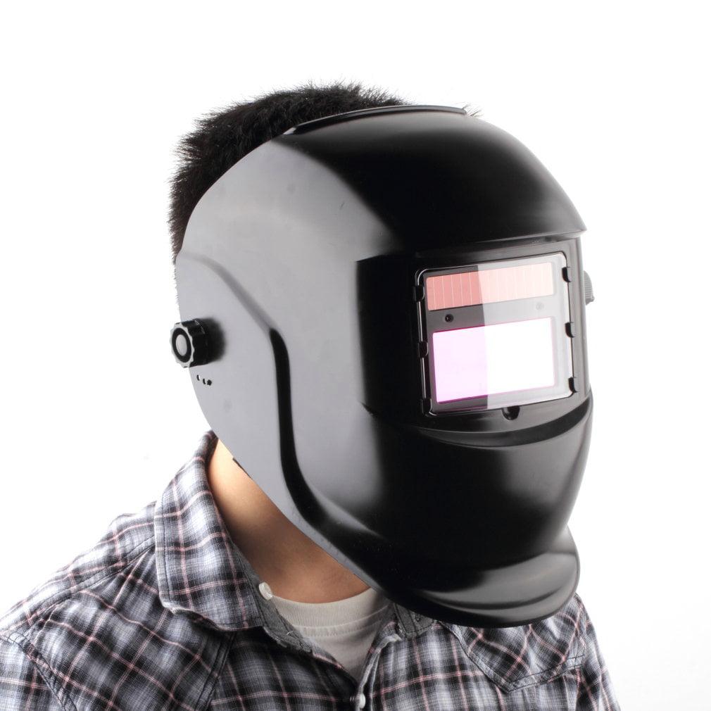 Hot Sale Auto Darkening Solar welders Welding Helmet Mask...