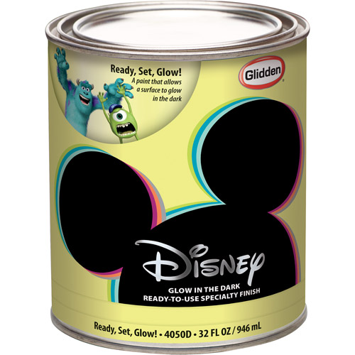 Disney Ready Set Glow Interior Specialty Paint, 1 Quart