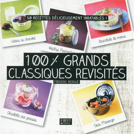 100 % grands classiques revisités - eBook