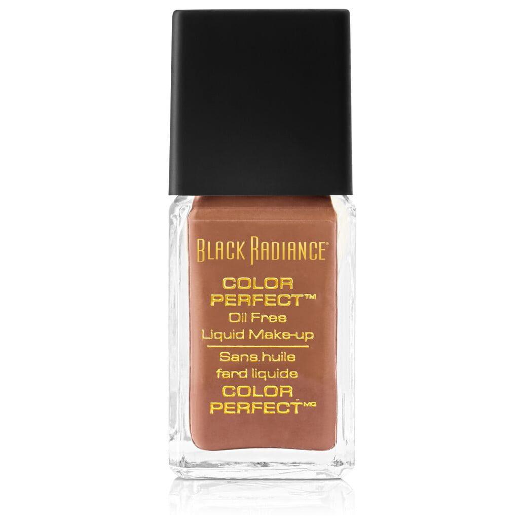 Black Radiance Color Perfect Oil Free Liquid Make-up, 8416 Mocha Honey, 1 fl oz