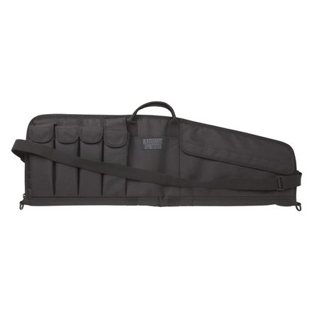 ! Sport Tact Carbine Gun Case, 36-Inch, Constructed of tight-weave, heavyweight 600 denier polyester with thick PVC Laminate for stability By (Pvc Laminated)