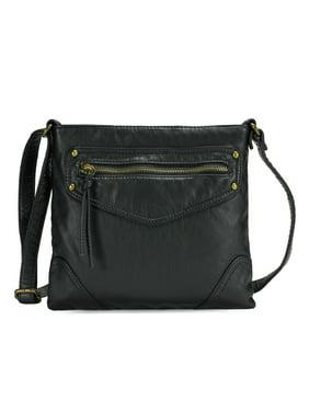 c082e8913 Product Image Scarleton Trendy Multi Accent Zippers Crossbody Bag H1995