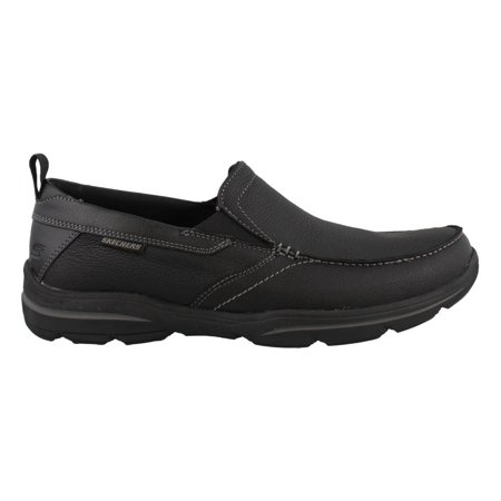 18389a62864ea Skechers - Skechers Relaxed Fit Harper Forde Mens Loafers Black 10.5 EWW -  Walmart.com