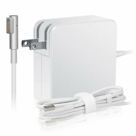 MacPro Charger, A1286 A1278 Ac 85W MagSafe (L-Tip) Power Adapter Replacement for MacPro 13-inch 15-inch or 17-inch Before Mid