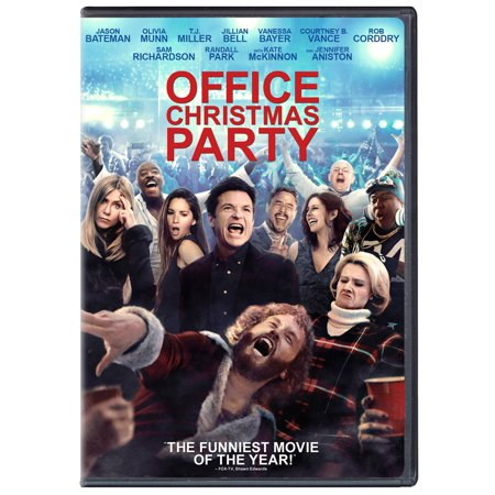 Office Christmas Party (DVD)](Party Movies)