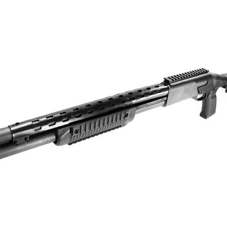 Heat shield and rail mount kit for Remington 870, Wingmaster (Best Heat Shield For Remington 870)