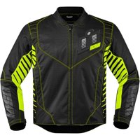 Icon Wireform Textile Jacket Green S  2820-3593