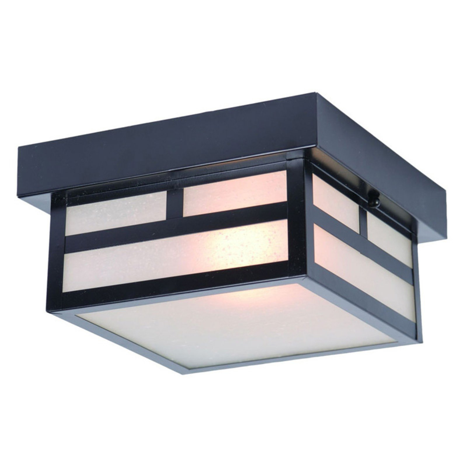 Acclaim Lighting Artisan 1 Light Outdoor Ceiling Mount Light Fixture