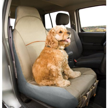 Kurgo CoPilot Car Seat Cover for Bucket Seats - Lifetime Warranty