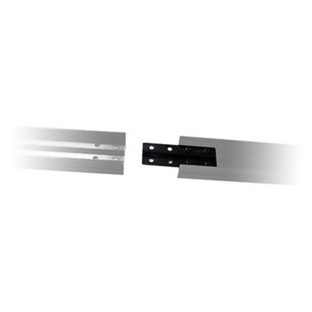 LS Photography Pro Photo Studio Ceiling Rail Track System Rail Extender Connector, WMT1290