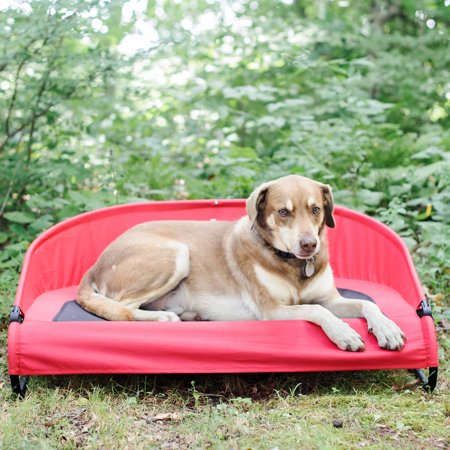 Gen7Pets Pathfinder Large Cool-Air Cot - Red
