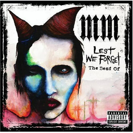 Lest We Forget: The Best of (explicit) (CD)