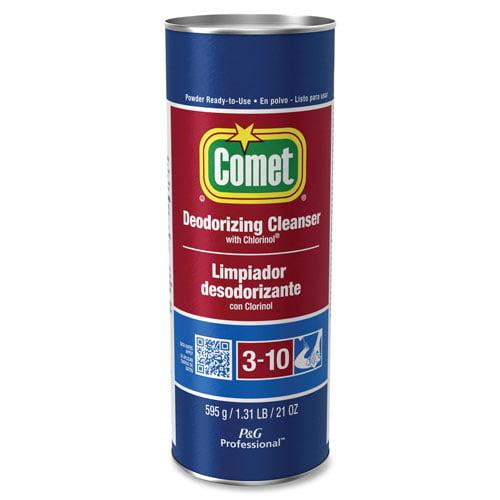 Comet Powder Cleanser - Powder - 21 oz (1.31 lb) - 24 - 24 / Carton PGC32987CT