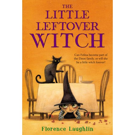 The Little Leftover Witch - Five Little Witches Halloween Song