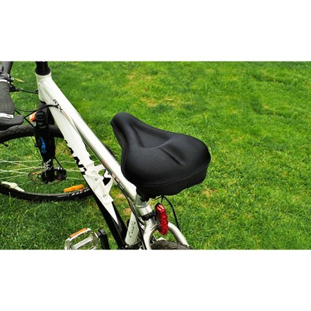 Brilliant Extra Comfort Soft Gel Bicycle Bike Seat Saddle Cushion Pad Cover Machost Co Dining Chair Design Ideas Machostcouk