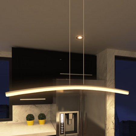 VONN Lighting Haeidi LED Kitchen Island Pendant - Walmart.com