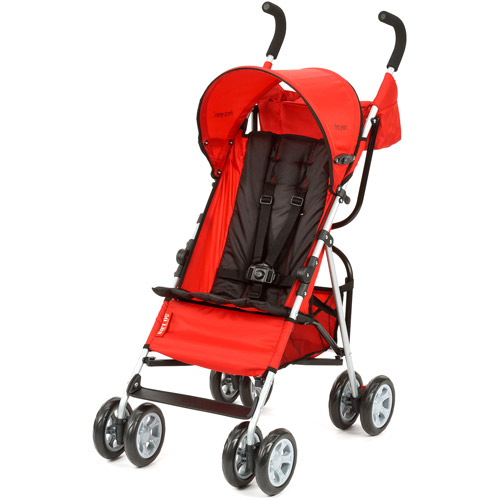 The First Years - The First Years  Stroller, Red and Black
