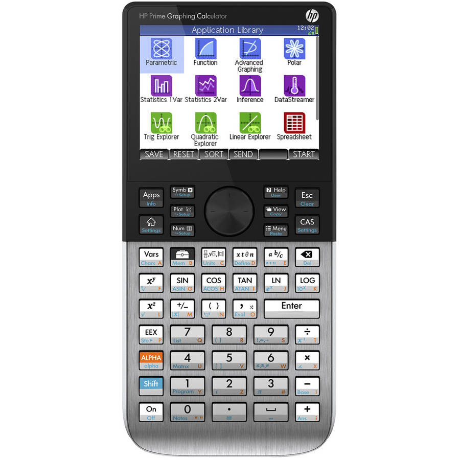 HP Prime Graphing Calculator by HP