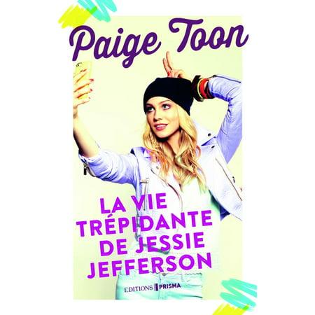 La vie trépidante de Jessie Jefferson - eBook
